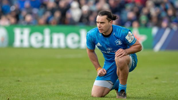 Respect: Leinster's James Lowe rates Benetton