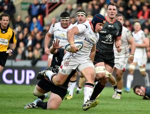 Ulster are due to take on Toulouse on April 5.
