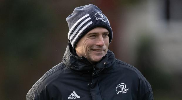 Big role: Felipe Contepomi has aided Leinster's perfect start