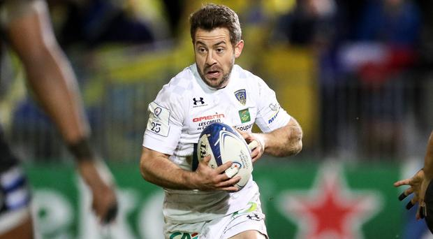 On call: Greg Laidlaw is on the Clermont bench