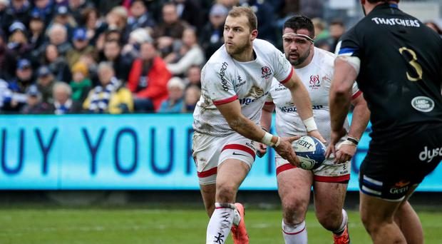 Ulster full-back Will Addison hasn't been ruled out of action yet