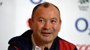 England head coach Eddie Jones says some of his Grand Slam winners have been underperforming for their clubs