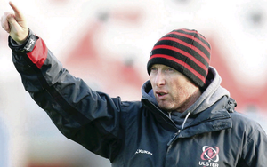 Neil Doak wants Ulster to end the season on a high note