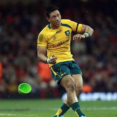 Christian Leali'ifano will stay in Australia for another two years