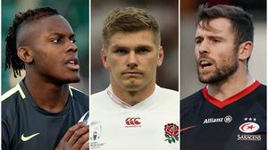 Saracens' England stars have been backed to benefit from the club's relegation to the Championship (Adam Davy/PA)