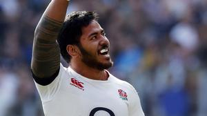 Manu Tuilagi is set to miss England's autumn Tests due to a groin injury