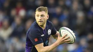 Finn Russell is back with the Scotland squad (Ian Rutherford/PA)