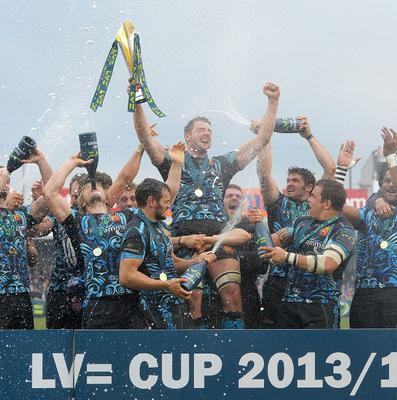 Mitch Lees will join LV= Cup-winning Exeter next season