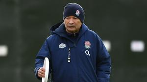 "Eddie Jones admits rugby has become a ""laughing stock"" (Alex Davidson/PA)"