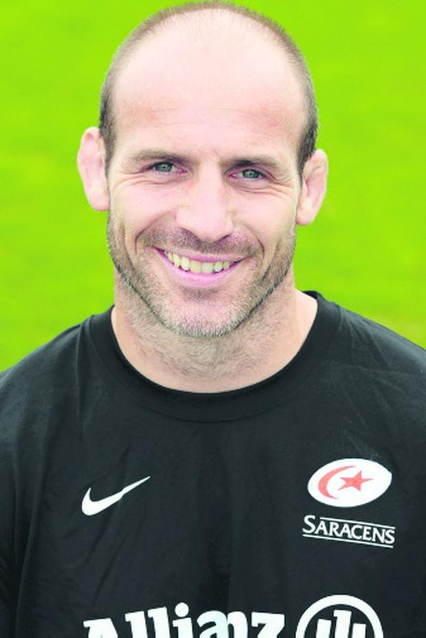Paul Gustard brought wolves into Saracens