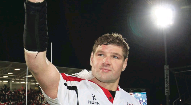 Leading from the front: Johann Muller heads to France looking for a victory
