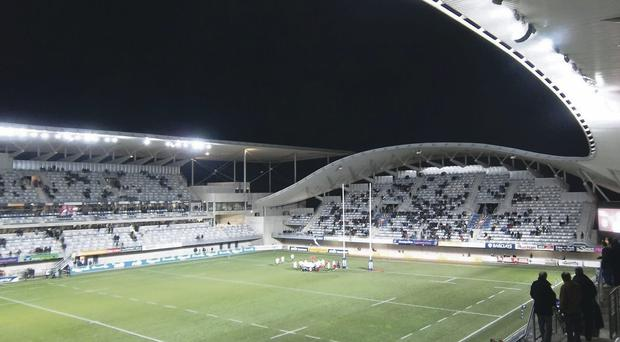 Proving ground : Montpellier's Stade Yves du Manoir
