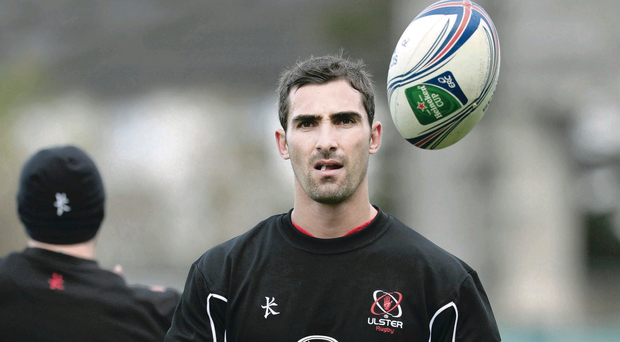 Ruan Pienaar is delighted to be back on Ulster duty against Treviso at Ravenhill tomorrow