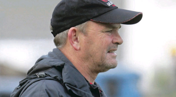 Ulster coach Mark Anscombe is looking for his players to step it up in Treviso