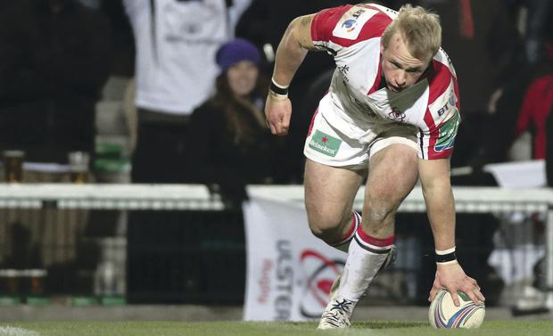 Luke Marshall knows how vital it is for Ulster to back up last Saturday's 48-0 win over Treviso