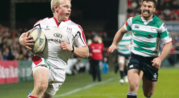 Luke Marshall knows victory over Montpellier is crucial to Ulster's Heineken Cup hopes