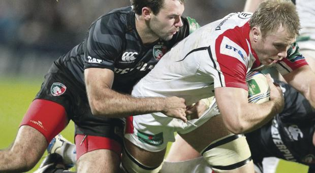 Ulster ace Roger Wilson says it's time the squad got their hands on a major trophy