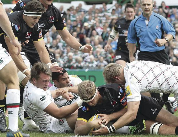Chris Henry is confident Ulster's experience will serve them well when they face the Tigers on Saturday