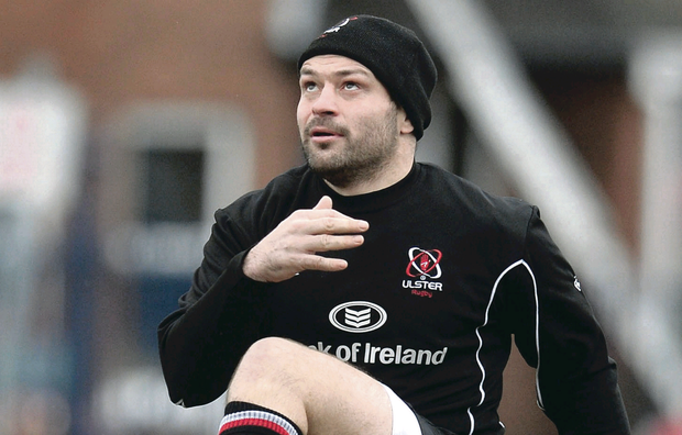 Rory Best is keen to secure a home quarter-final from his 150th Ulster appearance