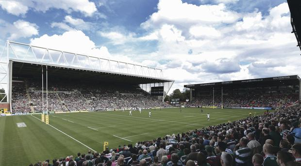Leicester's Welford Road is a notoriously tough venue for visiting teams – but it shouldn't be