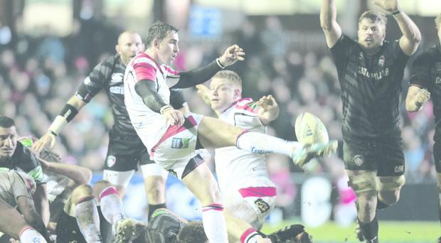 Ruan Pienaar launches another Ulster attack
