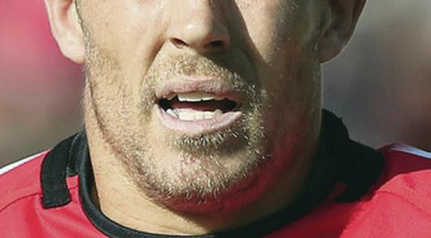 Final bow: Jonny Wilkinson is retiring at the end of the season
