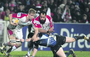 Chris Henry is targeting not just a win over Saracens but the Heineken Cup itself