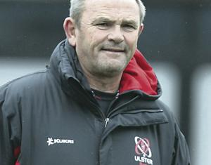 Mark Anscombe's future as Ulster coach remains uncertain ahead of Saturday's Heineken Cup tie