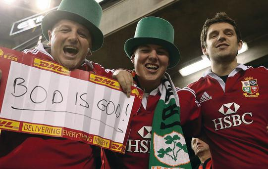 Brian O'Driscoll will always be the darling of fans
