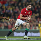 Fighting on: Iain Henderson has reason to keep trying to impress Warren Gatland despite not making it into the squad for the second Test with New Zealand