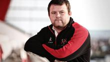 Academy rewards: prop Andrew Warwick says there is some rich talent waiting in the wings at Ulster