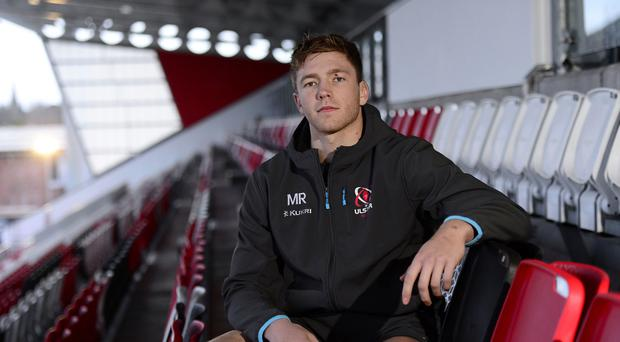 Early marker: Matty Rea looking forward to Munster battle