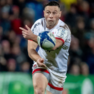 Irish eye: Ulster scrum-half John Cooney will be keen to make his mark against Ireland's incumbent No 9 Conor Murray