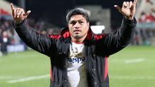 Bowing out: Nick Williams will leave Ulster after four seasons at the Kingspan
