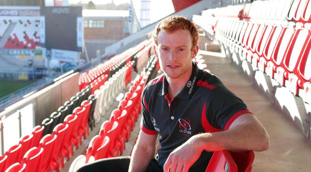 Raring to go: Peter Nelson