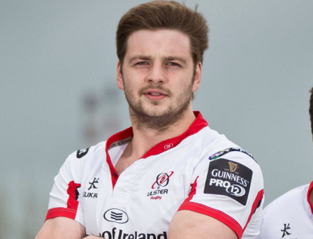 Welcome news: Iain Henderson is available for Ulster after having his red card rescinded