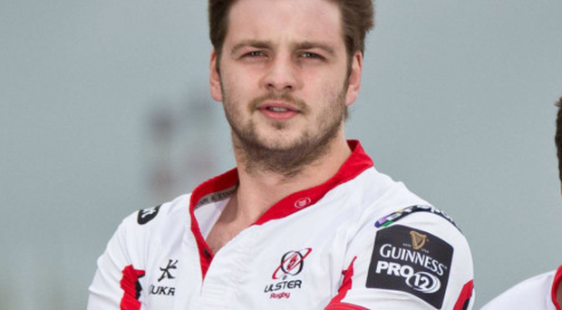 Welcome news: Iain Henderson is available for Ulster after injury.