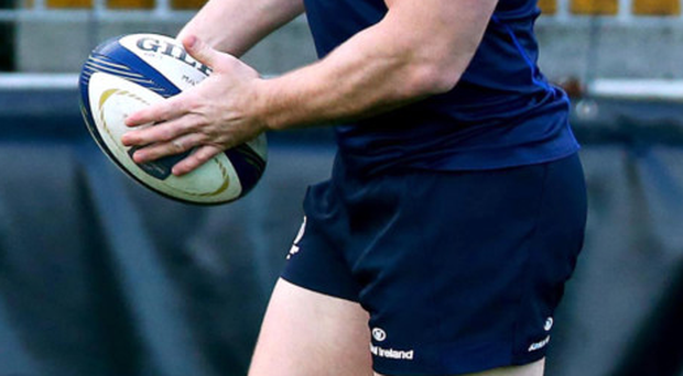 Rules row: Cian Healy is to be charged with 'striking'