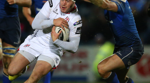 Captain's run: Rob Herring replaces Rory Best as hooker and skipper for the visit to Connacht