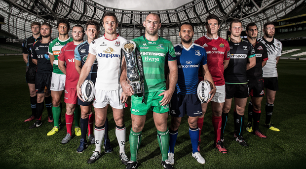 Some of the stars the PRO12 currently boasts