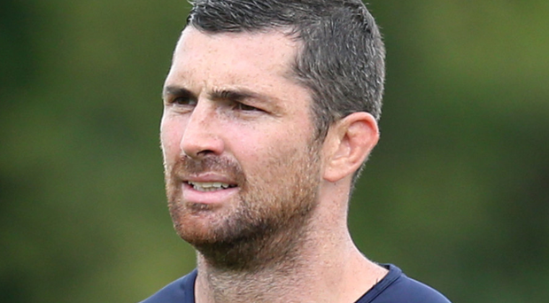 Blown away: Rob Kearney was impressed by Leinster's young gun