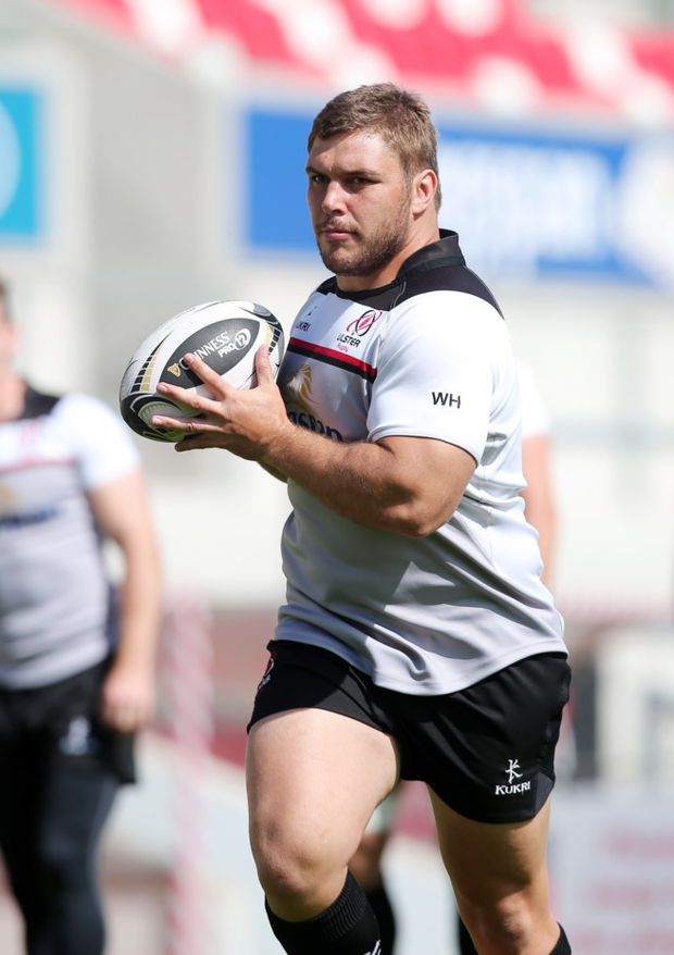 Comeback: Wiehahn Herbst will play in his first PRO12 tie since early 2016