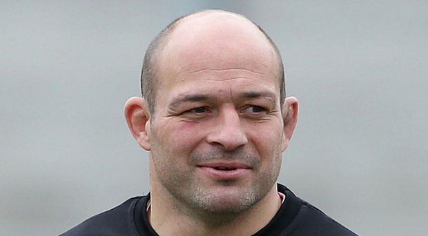 Home truths: Rory Best