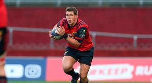In form: Ian Keatley could be awarded an Ireland recall