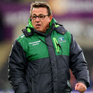 Early exit: Kieran Keane lasted only one year at Connacht