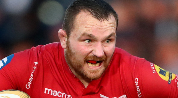 Final countdown: Ken Owens is ready for Leinster challenge