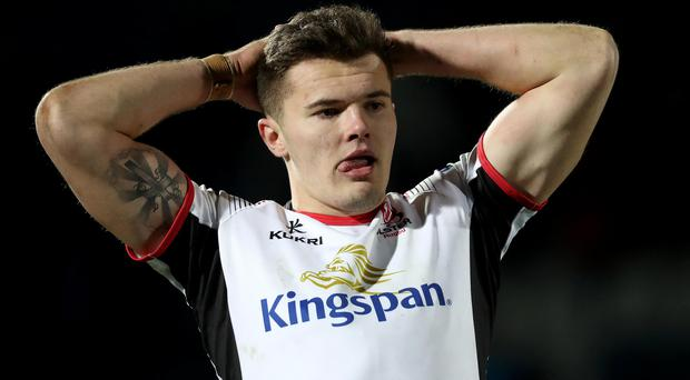Ulster fans might not see much of Jacob Stockdale on TV this season.