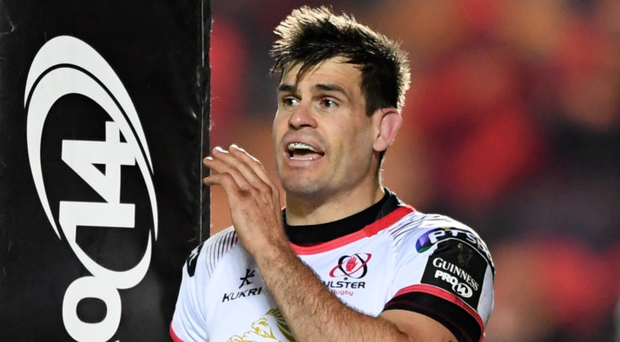 Clear aim: Louis Ludik wants Ulster to get back to winning ways ahead of their return to European action