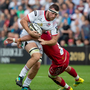 Bouncing back: Ulster's Alan O'Connor wants to get back to winning ways