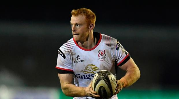 Fighting fit: Peter Nelson is enjoying his rugby again after a series of injuries